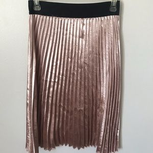 Charlotte Russe Pleated Skirt Size M